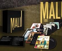 """""""Todo"""", el nuevo álbum de Malú, por navidad"""