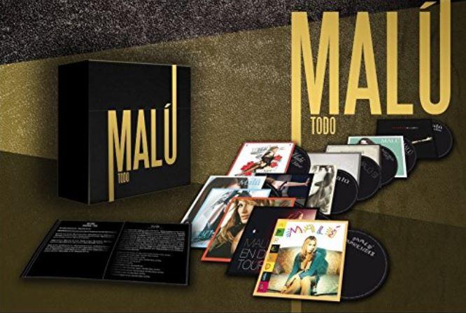 """""""Todo"""", el nuevo álbum recopilatorio de Malú"""