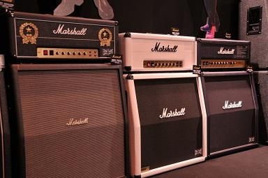 Rock. La amplificación y la distorsión, elementos imprescindibles