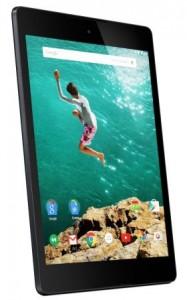 Nexus 9 nueva tablet de Google 2014 un buen regalo navideño.