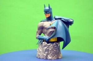 Figura del superhéroe Batman . Imagen