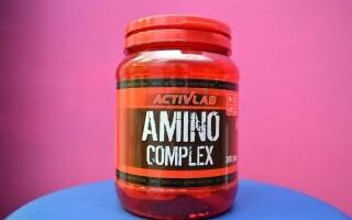 Aminoácidos esenciales y no esenciales de la marca Activlab