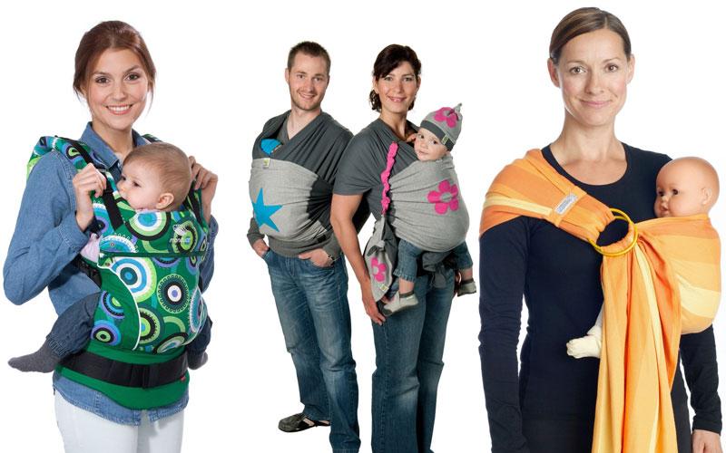 Porteo, descubre los mejores portabebés ergonómicos