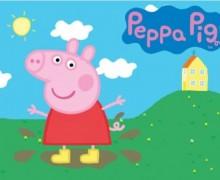 Regalar artículos de Peppa Pig