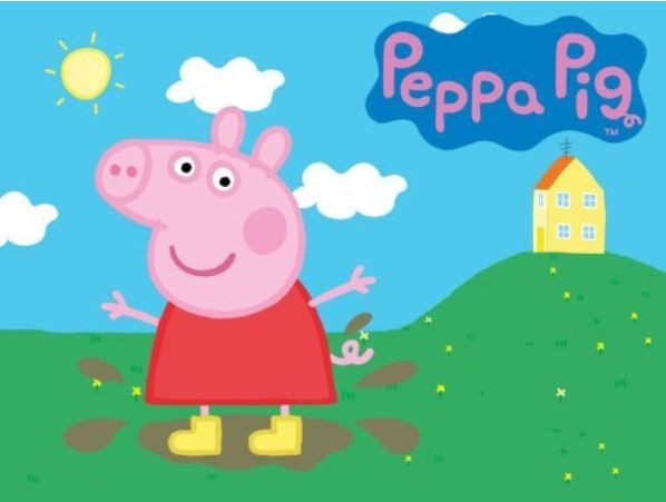 Regalos de Peppa Pig por navidad