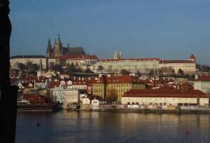Pasar las navidades en Praga