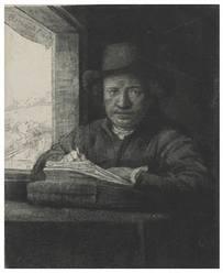 Rembrandt en el Museo Carlos de Amberes Madrid.