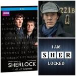 Sherlock, ¡Hazte con las tres temporadas en DVD!