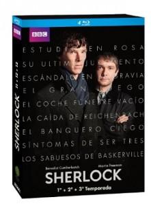 Sherlock tres temporadas