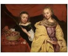 Santa Inés y Santa Dorotea