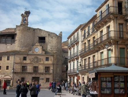 Sepúlveda, villa medieval junto a las Hoces del Duratón