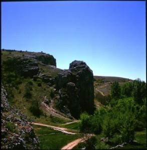 Torrevicente, hoz del río Talegones