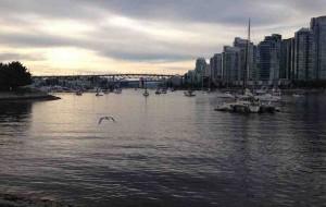 Viajar a Vancouver.