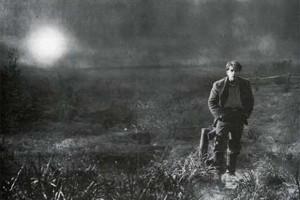 """Clásicos del cine romántico: """"Amanecer"""" del director Murnau - Fotograma de la película"""