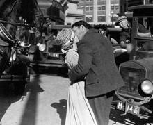 """Imagen de la película """"Amanecer"""" de Murnau"""