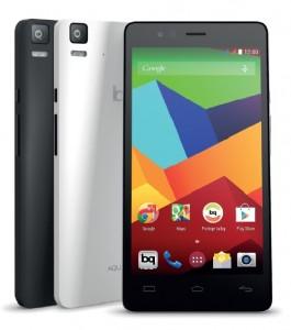 Nuevo smartphone 4G y tablets bq para Navidad