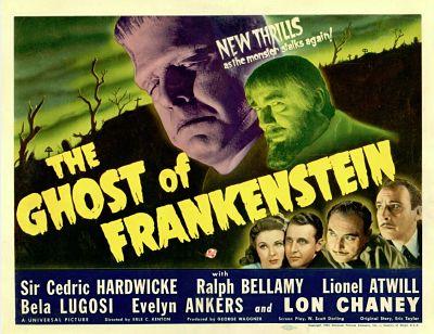 El fantasma de Frankenstein (1942), de Erle C. Kenton