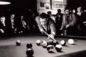 """Imagen de Paul Newman, en """"El buscavidas"""""""