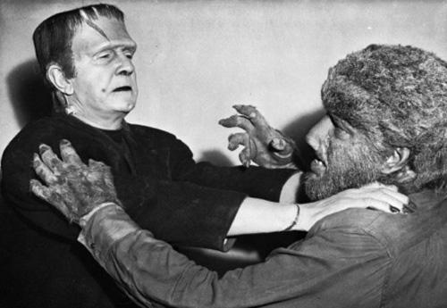 Frankenstein vs. el hombre lobo (1943), de Roy W. Neill