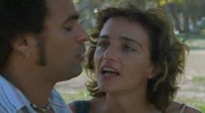Alberto Yoel (Ruy) y Marta Calvó (Marta) - Imagen by Warner bros