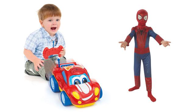 Juguetes para niños de 2 y 3 años, nuestras recomendaciones