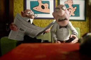"""Fotograma de """"Mortadelo y Filemón contra Jimmy el Cachondo""""."""