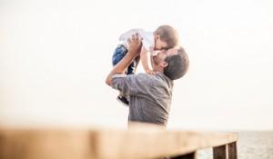 papá, hijos, tiempo con los niños