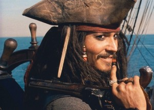 Los difraces piratas son divertidos y originales