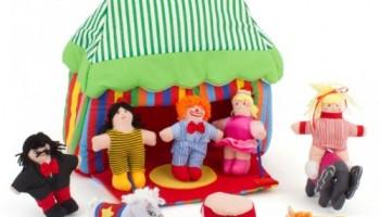 Regalos de comercio justo en juguetes para niños