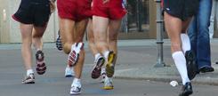 running shoes mini