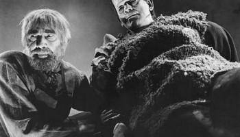 Escena de El hijo de Frankenstein