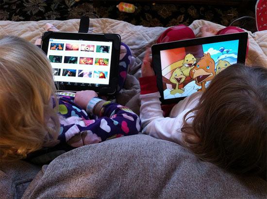 Cómo elegir una tablet para niños