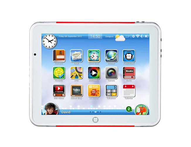 SuperPaquito, excelente tablet infantil