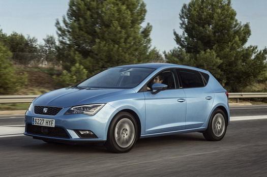 12 SEAT Leon TGi podría moverse en un futuro con gas natural en vez de gasolina o gasoil