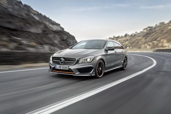 Mercedes CLA Shooting Brake, una apuesta por el diseño