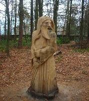 Son of Gandalf, the druid.