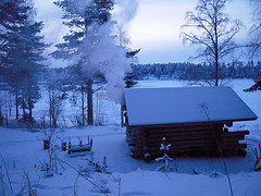 Northern hemisphere winter solstice 2009 by johanleijon.