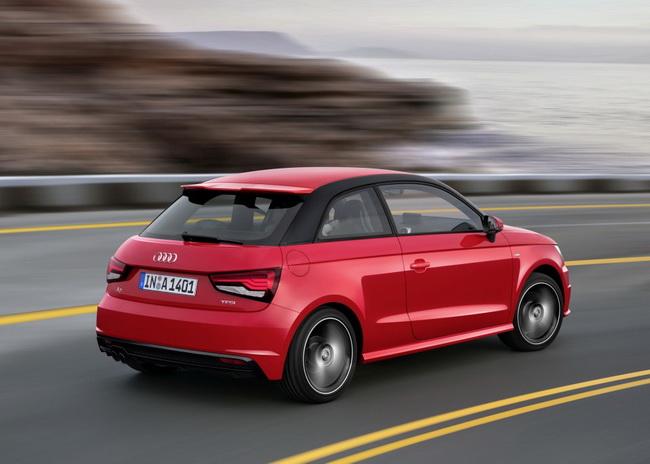 Características y especificaciones técnicas del Audi A1