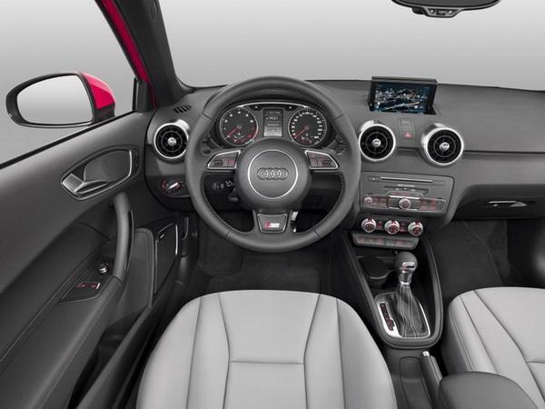 ¿Cómo es el interior del nuevo Audi A1?