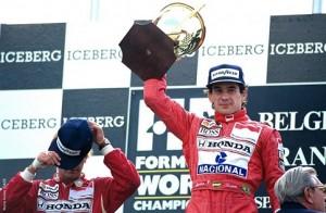 20 años Ayrton Senna