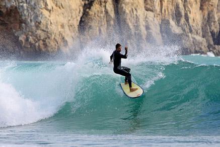 Cinco mejores playas de el Algarve para turismo activo