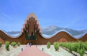 Bodega Ysios, Rioja Alavesa