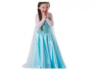 Difraz de Elsa en el reino de nieve