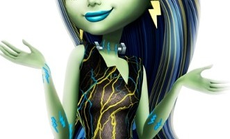 FRANKIE Monster High