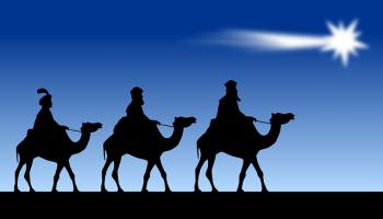 Los Reyes Magos de Oriente