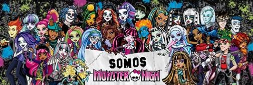 Los disfraces Monster High son los más pedidos en Carnavales y Hallloween