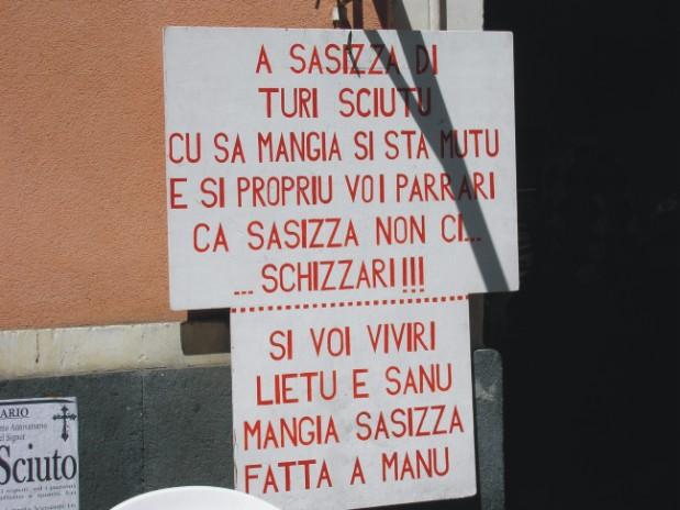 El dialecto siciliano: la lengua hablada en Sicilia