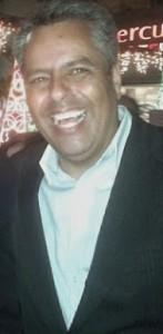 Paulo César Brito de Oliveira - Imagen de este responsable de comunicación de la Fundación Cultural de Balneario Camboriú