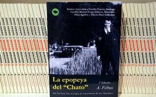 La epopeya del Chato libro