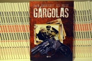 Gárgolas de Juan Rodríguez Valle. Foto Agencia Febus
